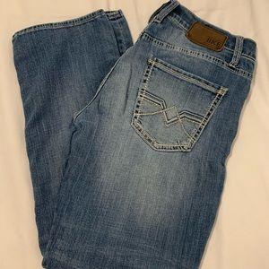 Men's Buckle BKE Jeans
